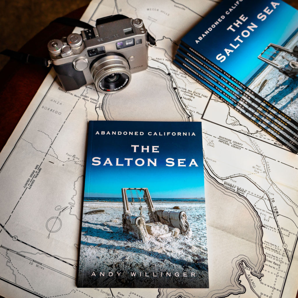 Salton Sea Books